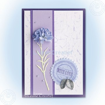 Image de Multi die Carnation & Stamp