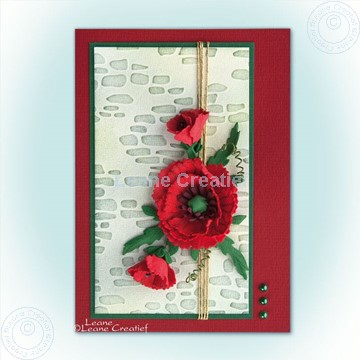 Image de Poppy Multi die & Clearstamp