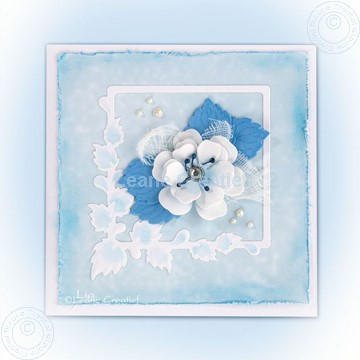 Image de Blossom using set 2 blue violet