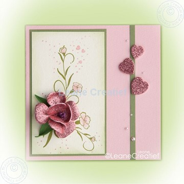 Image de Multi Die Rose 016 & Stamp Swirl