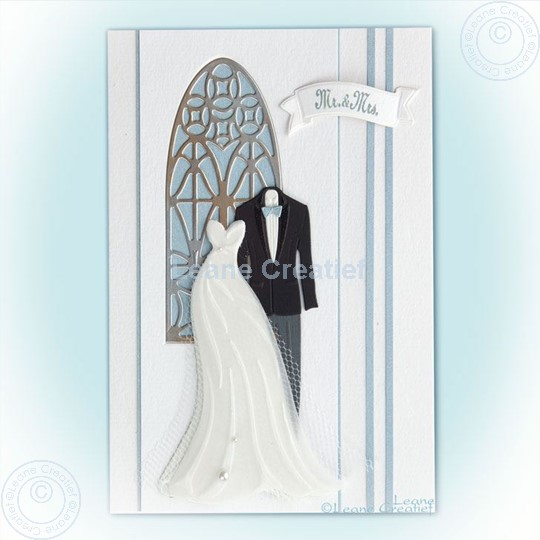 Image sur Dress & Suit and Churchwindow