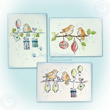 Image de Little cards with combi stamps