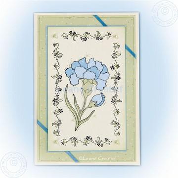 Afbeeldingen van Doodle stamp Carnation