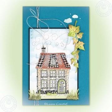 Afbeeldingen van Doodle house