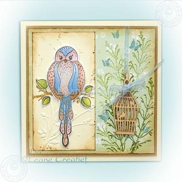 Afbeeldingen van Doodle Bird & woodshapes