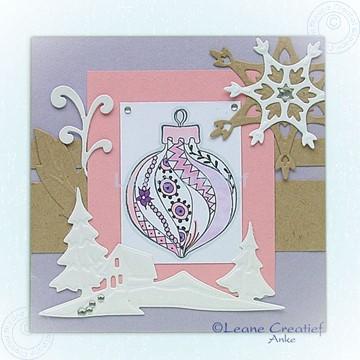 Image de Doodle Christmas ornament