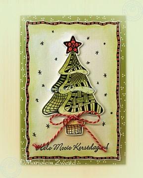 Image de Doodle Christmas tree