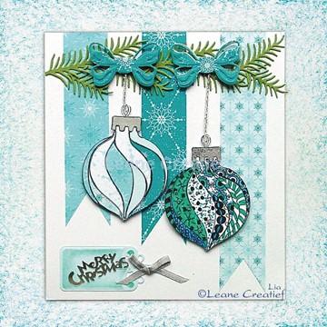 Image de Doodle stamp Christmas Ornament