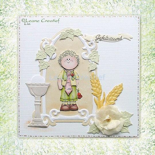 Image sur Communion Bambinie boy