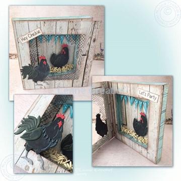 Image de Lea'bilitie Rooster & hen