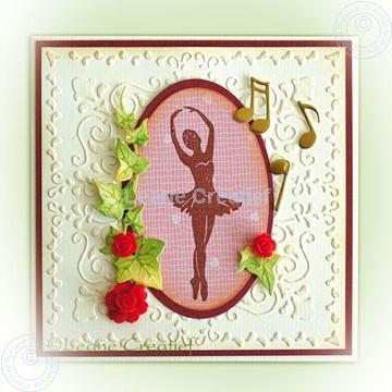 Bild von Ballerina clearstamp