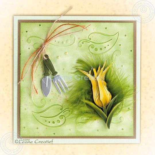 Image sur Embossing folder Frame