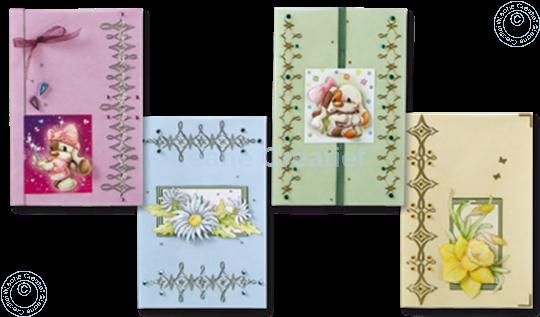 Afbeelding van Mylo & Friends® Sticker-L-Stitch® Kaarten