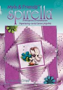Afbeeldingen van Mylo & Friends® Spirella® Prikkaarten