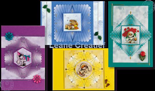 Image sur Mylo & Friends® Spirella® cartes piquées