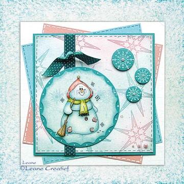Bild von Snow lady