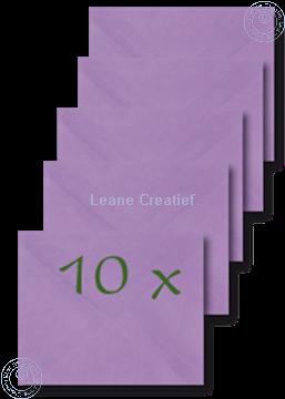 Bild von Briefumschläge 15x18cm violett