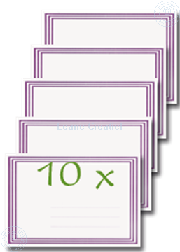 Afbeeldingen van Enveloppen 12.5x18,5cm
