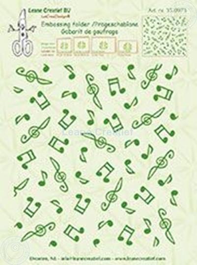 Image sur Background Musical symbols