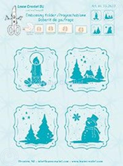 Image sur Background Frames winter