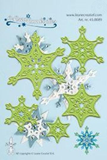 Afbeelding van Combi Die: Snow crystal