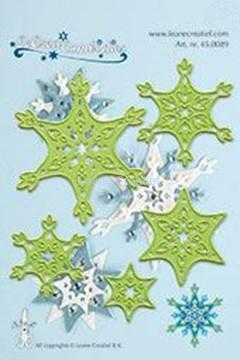 Picture of Combi Die: Snow crystal