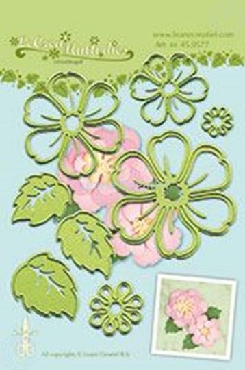 Image sur Multi die flower 008