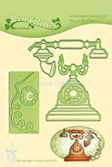 Bild von Vintage Telephone