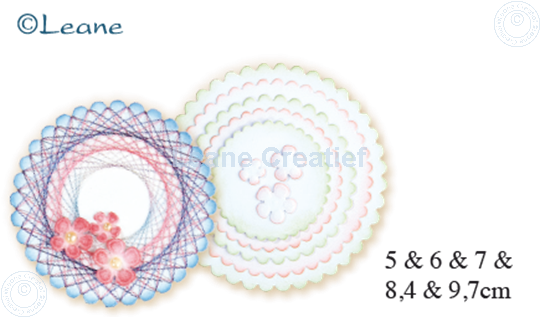 Afbeelding van Spirella® circles