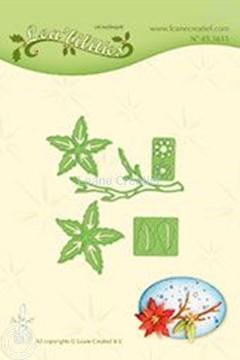 Picture of Lea'bilitie Ponsettia small & branche