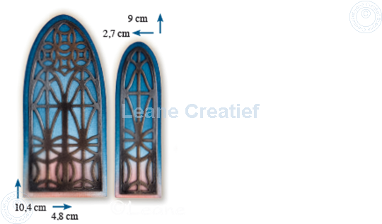 Image sur Lea'bilitie Church window