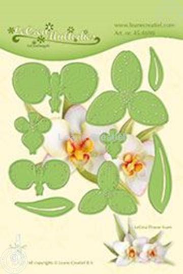 Afbeelding van Lea'bilitie Multi die Flower 012 Orchid