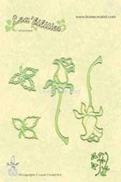 Afbeeldingen van Lea'bilities Roses Lea003