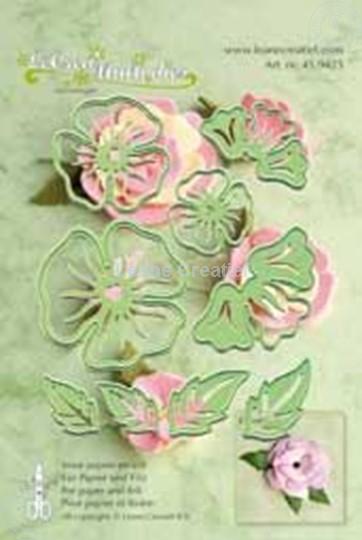 Afbeelding van Multi die flower 005
