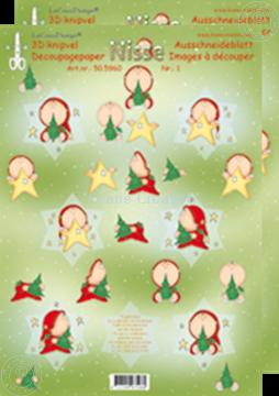 Bild von Weihnacht Sterne 3D Nisse #1