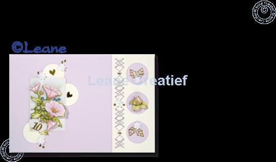 Image sur LeCreaDesign® Images 3D à découper roses fleurs roses