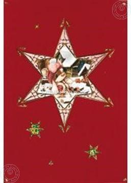 Image de Mylo & Friends® kit de cartes de Noël Etoile de Noël #4