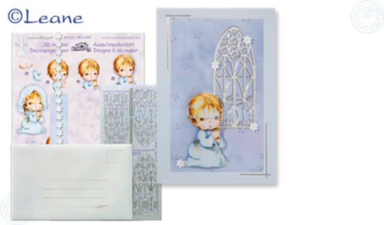 Picture of Communion 3D card kit