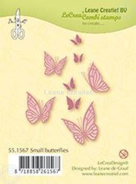 Afbeeldingen van Small butterflies