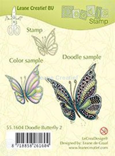 Image sur Doodle Butterfly 2