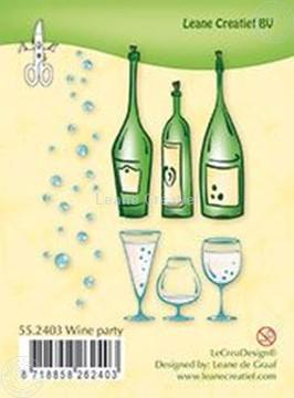 Bild von Wine party