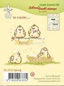 Bild von Combi stamp Spring