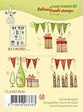 Image de Combi stamp Party