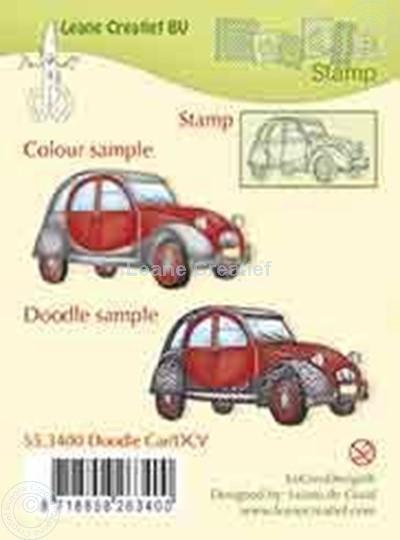 Image sur Doodle Car DCV