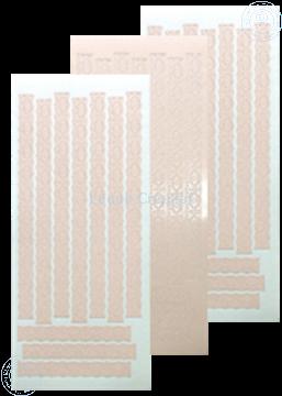 Afbeeldingen van LeCreaDesign® Lace sticker skin