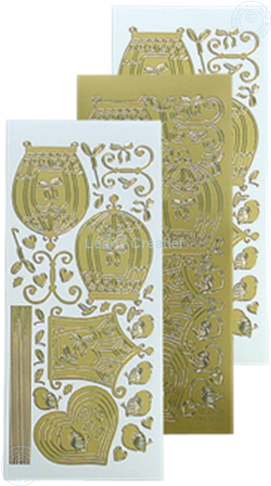 Image sur LeCreaDesign® sticker de volière