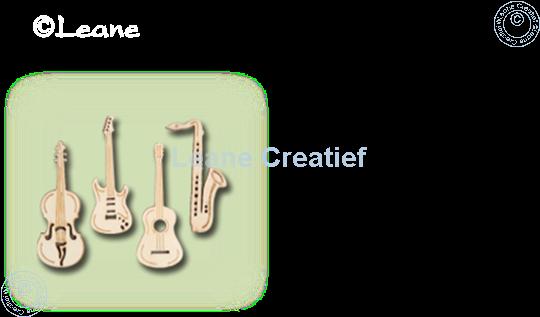 Image sur Woodshapes Musical instruments