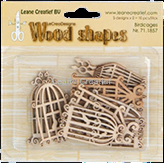 Bild von Woodshapes birdcages
