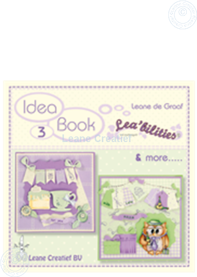 Image sur Idea Book 3: Lea'bilities & more