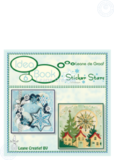 Image sur Idea Book 6: Sticker Stars